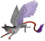 Flying H I G H .:AT:. by shiningspiritwolf