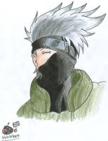Kakashi by Nay-Hime