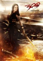 300 : Rise Of The Empire - Artemisia by tomzj1