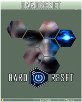Hard Reset Icon Hexagon Edition by Ni8crawler