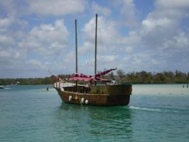 Mauritian Ship 5 by vamprys-stock
