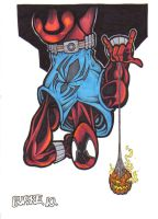 The Scarlet Spider by Loyin