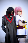 Feitan and Machi - Lawless Thieves by TheGothica