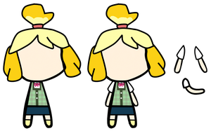 Isabelle Custom by MikiBandy