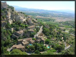 Gordes - 1 by NfERnOv2