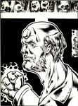 Hellboy: Deadly Days by PeterPalmiotti
