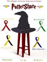 Pottershare Sorting Ad Final by TwineoftheTwelve