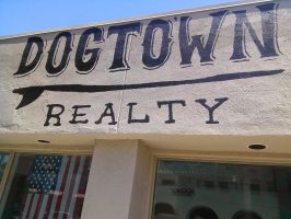 Dog Town Realty by Cyco7