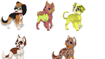 COMPLETELY FREE PUPPY ADOPTS! NO CHARGE AT ALL! by yeloweminems