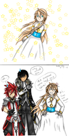 Elsword: Chung ... In a dress? by GaleSpider