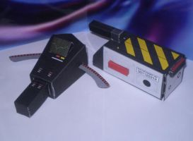 PKE Meter and Ghost Trap by CyberDrone