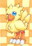 ACEO-Chocobo by Faerytale-Wings