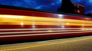Virgin Trains by AlanSmithers