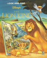 Lion King Look and Find by Hopera