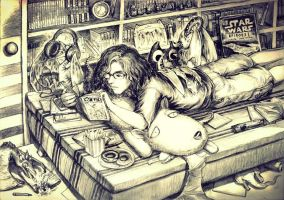 Freetime by Tung-Monster