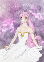 Princess Chibiusa by MagicalShine