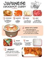 Japanese Crockpot Curry by gabapple