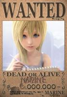 Namine Wanted Poster by SoraKing