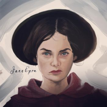 Jane Eyre by little-corvidae