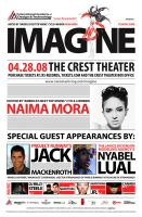 Imagine Fashion Show Poster by 5MILLI