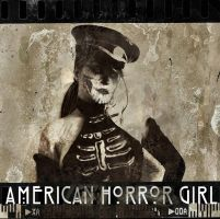 AMERICAN HORROR SHOW-THE CIRCUS FREAK by L-A-Addams-Art
