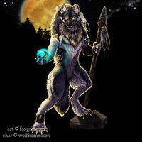 Re: Werewolf by Foxgrin2