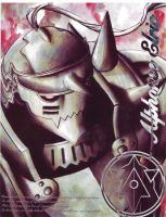 AlphONse ElrIC by ashes-AR