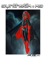 BATWOMAN by synthetikxs
