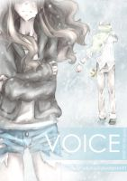 VOICE [Ferriswheelshipping dojinshi] Cover by AvisFortuna