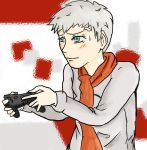 Akihiko can't video game! by Hincaru