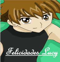 Felicidades Lucy by Chave-Lpz