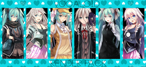 Vocaloid Render Pack by DooLoTruu