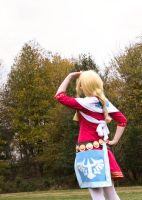 Cloudy Day - LoZ: Skyward Sword by Atasha