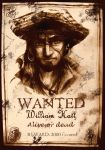 WANTED - William Hall by elicenia