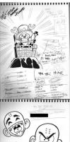 Convention Sketchbook 1 AFO by Sonion