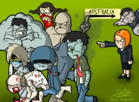 Left 4 Dead 2 banned Australia by sketch95