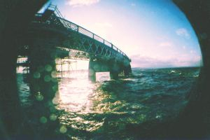 otherside of the bridge by jenny-fur-tography