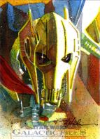 General Grievous Galactic Files by markmchaley