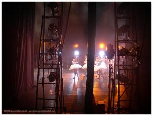 .:behind the scenes :: ballet:. by StillesWasser