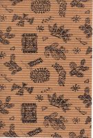 Tribal print paperboard by Stock-Estrilda