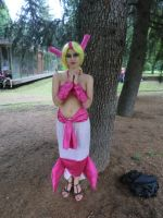 Cosplay Novegro 3 june 2012 by LadyBee-Moy