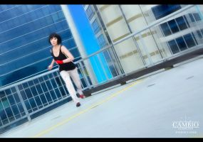 Mirror's Edge - Runner by cambiocosplays