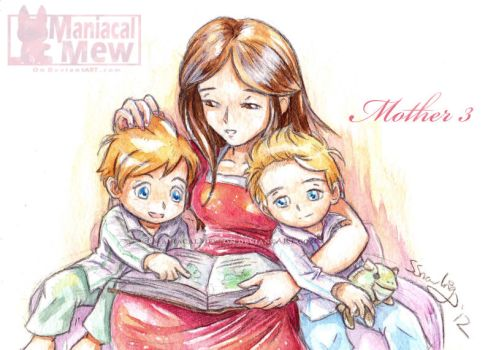Mother 3 - Bedtime Stories by ManiacalMew