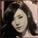 Tiffany Hwang Portrait from SNSD by reroots
