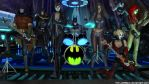 Batman: Arkham Rock by JoesHouseOfArt