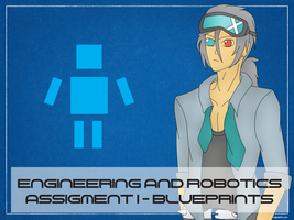 PI Engineering and Robotics Assigment 1: Blueprint by Beavercop