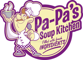 Pa-Pa's Soup Kitchen by spiers84
