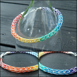 Silvered Rainbow by wayward-wire