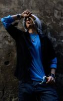 Reborn Cosplay - Gokudera By the S.C. Cosplay by theSCcosplay