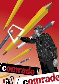 COMRADE 1 by TymStevens